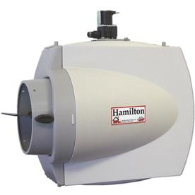 Hamilton whole house flow through furnace humidifier from for Whole house wood furnace