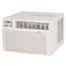Amana 11,200-BTU 500-sq ft 230-Volts Window Air Conditioner with Heater