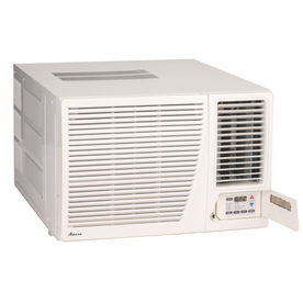 Amana 17,600-BTU 750-sq ft 230-Volts Window Air Conditioner with Heater
