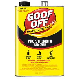 Goof Off Gallon Remover