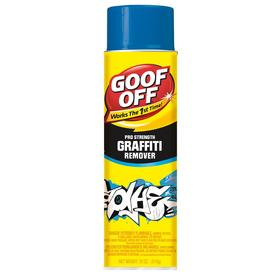 Goof Off Aerosol Graffiti Remover