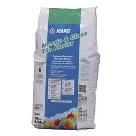 MAPEI 10-lb White Powder Polymer-Modified Mortar