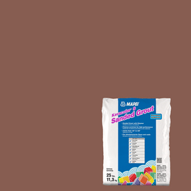 MAPEI Keracolor S 25-lb Terra Cotta Sanded Powder Grout