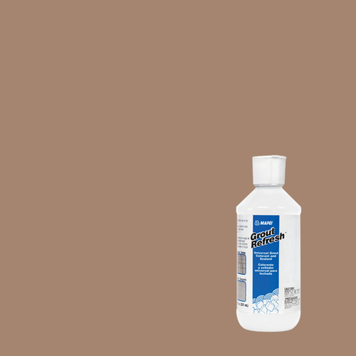 Zoomed: MAPEI GROUT REFRESH CAMEL-74 8OZ.