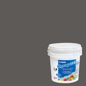 MAPEI 14-lbs Charcoal Kerapoxy Epoxy Grout