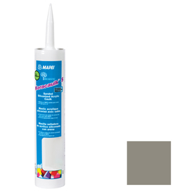 MAPEI 10.5-oz Pewter Sanded Paintable Specialty Specialty Caulk