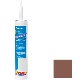 MAPEI 10.5 oz Terra Cotta Specialty Caulk