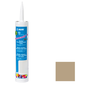 MAPEI Pale Umber Sanded Paintable Specialty Caulk