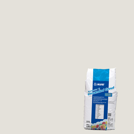MAPEI Keracolor U 10-lb White Unsanded Powder Grout