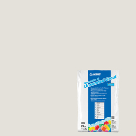 MAPEI Keracolor U 25-lb White Unsanded Powder Grout