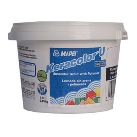 MAPEI 1 lb White Unsanded Powder Grout