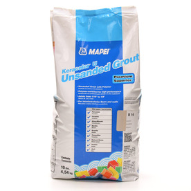 MAPEI Keracolor U 10-lb Biscuit Unsanded Powder Grout