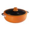 IMUSA 5-Quart Aluminum Stock Pot with Lid