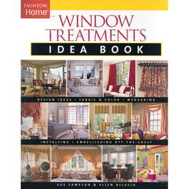 Window Treatments Idea Book