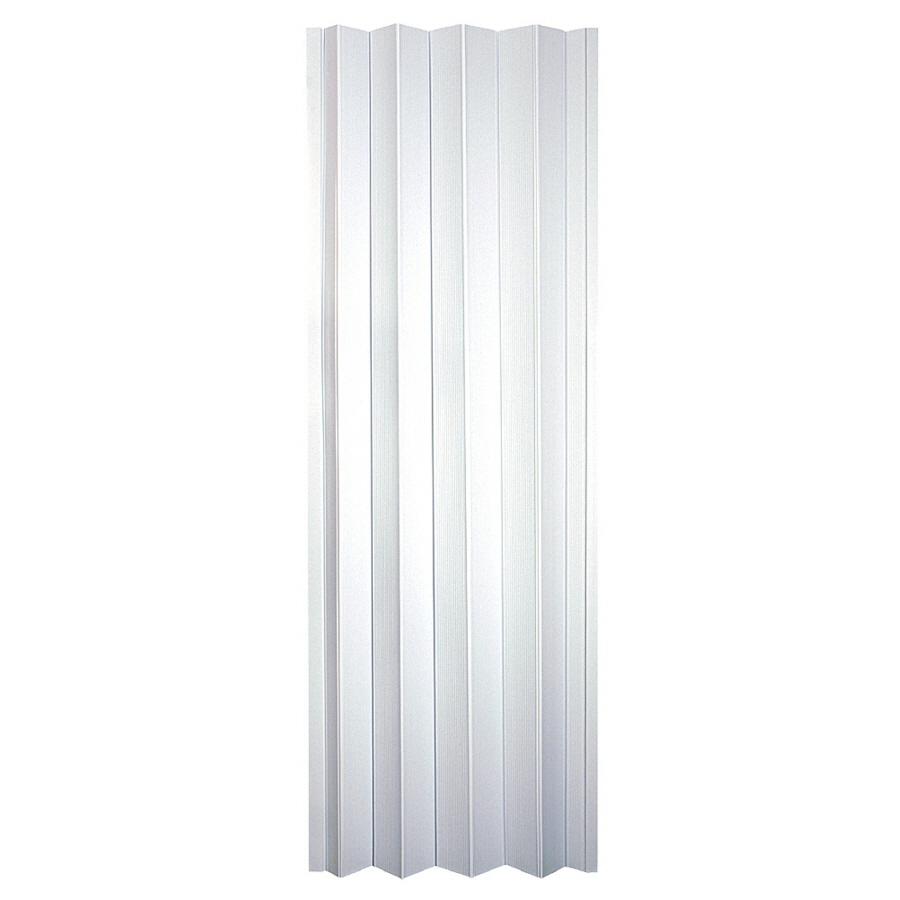 Shop Spectrum White Folding Closet Door Common 36 In X 80 In Actual 36 5 In X At