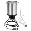 Masterbuilt 30-Quart 20-lb Cylinder Manual Ignition Gas Fryer