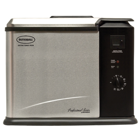 Butterball Indoor 11-Quart Electric Turkey Fryer with Timer