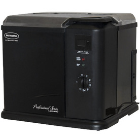 Butterball Indoor 8-Quart Electric Turkey Fryer with Timer
