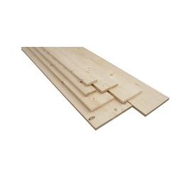 Top Choice 1 x 12 x 8 Kiln-Dried Whitewood Softwood Board