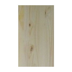 1-in x 24-in x 48-in Stain Kiln-Dried Elliotis Pine Panel
