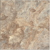 Style Selections 12-in x 12-in Sage Slate Finish Vinyl Tile