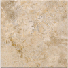 Cryntel 12-in x 12-in ItaliaStone Travertine Limestone Finish Luxury Vinyl Tile