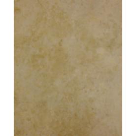 Cryntel 18-in x 18-in Romastone Beige Sand Travertine Finish Peel-And-Stick Luxury Vinyl Tile