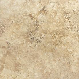Cryntel 18-in x 18-in Romastone Saturnia Stone Finish Luxury Vinyl Tile