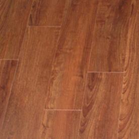 Cryntel Sierra 4.5-in x 36-in Cherry Peel-And-Stick Oak Luxury Vinyl Plank