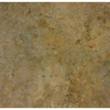 Cryntel Italiastone 12-in x 12-in Groutable Sahara Peel-and-Stick Stone Luxury Residential Vinyl Tile