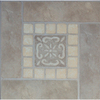 Cryntel 12-in x 12-in Surface Source Windsor Beige Vinyl Tile