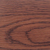 Cryntel Visions 4-in x 36-in Gunstock Peel-And-Stick Oak Vinyl Plank