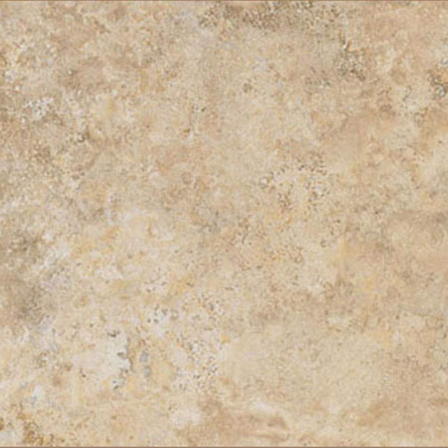 12 In X 12 In Travertine Travertine Pattern Commercial Vinyl Tile