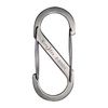Nite Ize 3-1/2-in Stainless Steel Oval Straight Carabiner