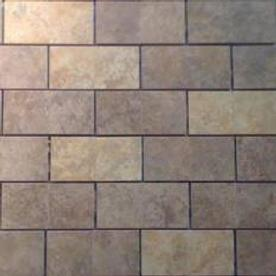 GBI Tile & Stone Inc. Monaco Mixed Glazed Porcelain Mosaic Subway Thinset Mortar Wall Tile (Common: 12-in x 12-in; Actual: 11.81-in x 11.81-in)
