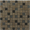 Sienna 12-in x 12-in Glazed Porcelain Wall Tile