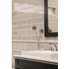allen + roth 8-Pack Pearl Glazed Ceramic Wall Tile (Common: 3-in x 6-in; Actual: 2.94-in x 5.88-in)
