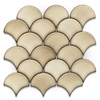 GBI Tile & Stone Inc. Glossy Glazed Ceramic Mosaic Wall Tile (Common: 13-in x 13-in; Actual: 13.75-in x 13.75-in)