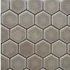 GBI Tile & Stone Inc. Beige Mosaic Ceramic Wall Tile (Common: 12-in x 11-in; Actual: 12.78-in x 10.79-in)