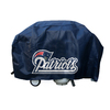 Rico Industries/Tag Express New England Patriots Vinyl 68-in Grill Cover