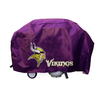 Rico Industries/Tag Express Minnesota Vikings Vinyl 68-in Grill Cover