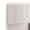 Style Selections 36.25-in x 29.75-in Surface Medicine Cabinet