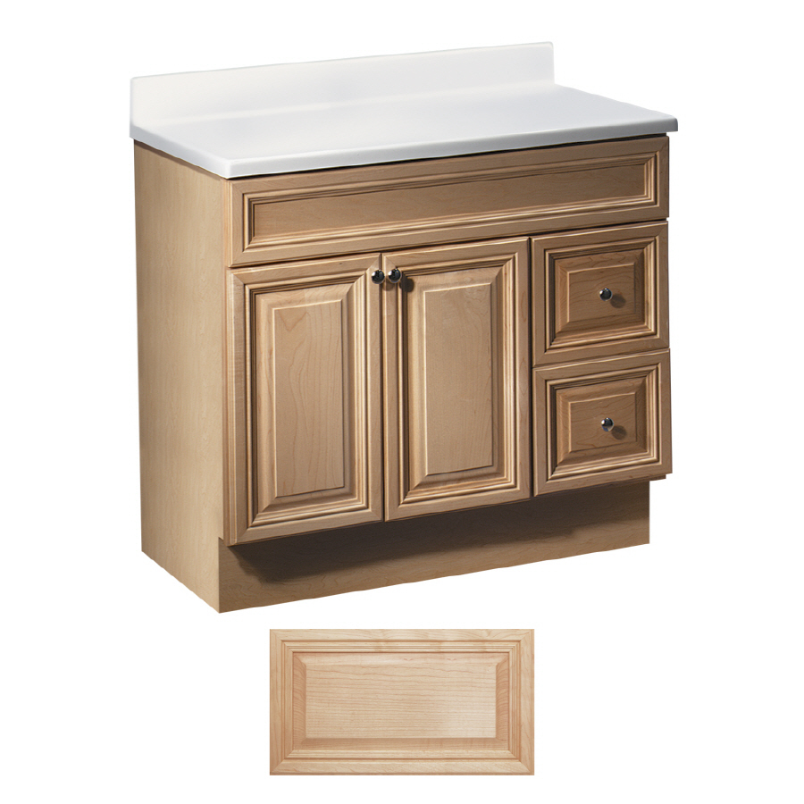 Shop Insignia Ridgefield Natural Maple Traditional