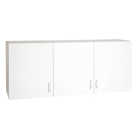 Stor-It-All 47.5-in W x 70.37-in H x 20.5-in D Wood Composite Garage Cabinet