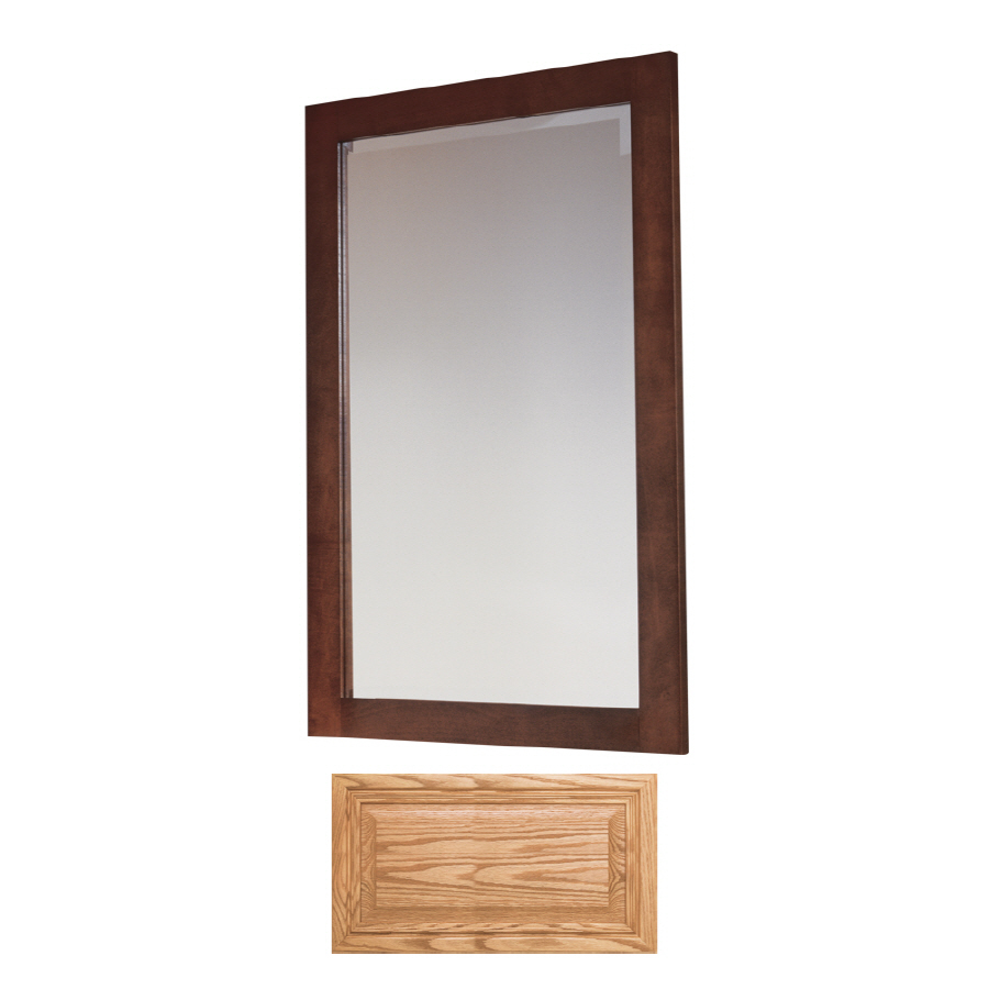 Shop Insignia Insignia 32 In H X 20 In W Medium Oak