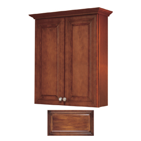 cognac java wood over the toilet cabinet cabinets bathroom furniture