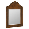 ESTATE by RSI 37-in H x 25-in W Colonial Spiced Cognac Rectangular Bathroom Mirror