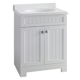 Oak Richmond Bath Vanity Combo at Lowes Vanities Bathroom Furniture