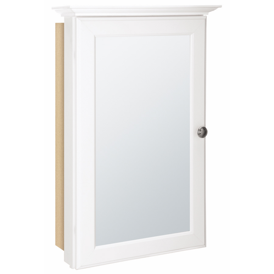 Shop ESTATE by RSI Recessed Medicine Cabinet at Lowes.com