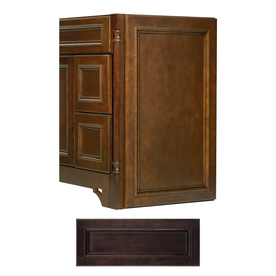 Shop Architectural Bath Java Bathroom Vanity End Panel at Lowes.com